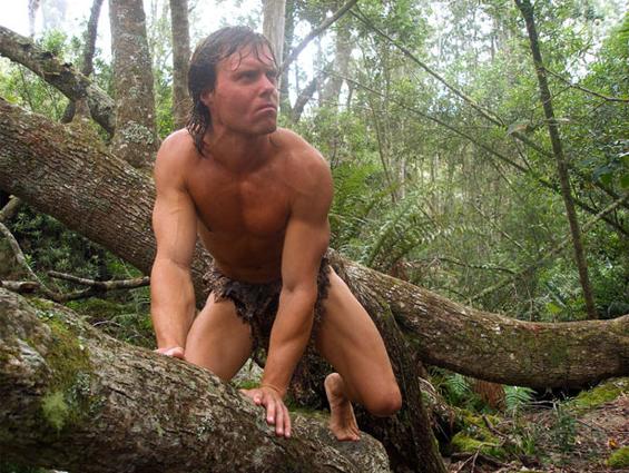 Тарзан навистина постои?