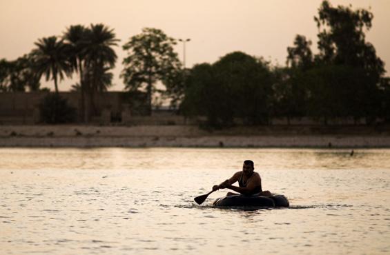 Поинаков поглед во секојдневието на Ирачаните