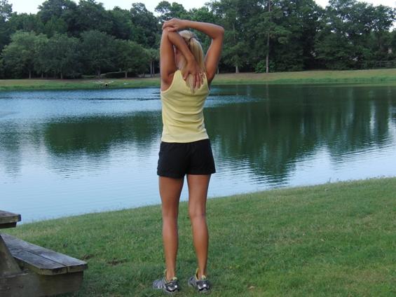 Неколку чекори до правилно држење на телото