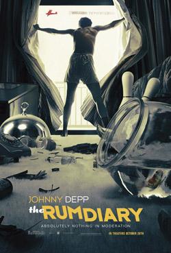 Дневник на румот (The Rum Diary)