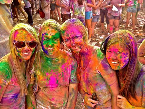 Фестивалска експлозија од бои и младешки дух