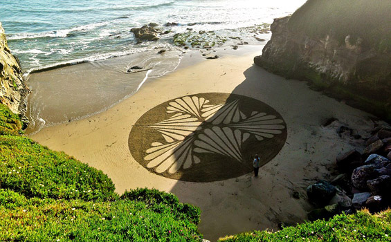 Фантастична песочна уметност
