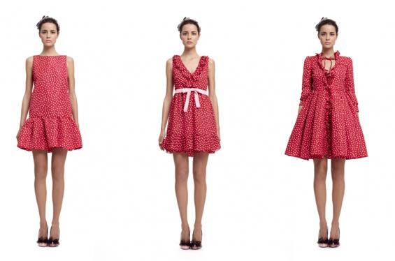 "Магичната кампања на ""RED Valentino"" за Пролет/Лето 2012"