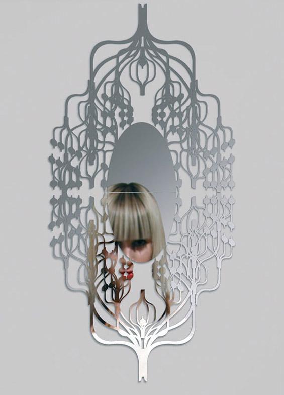 Огледала со необичен дизајн