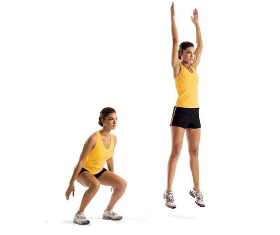 7 едноставни вежби за затегнување на телото кои можете да ги правите дома