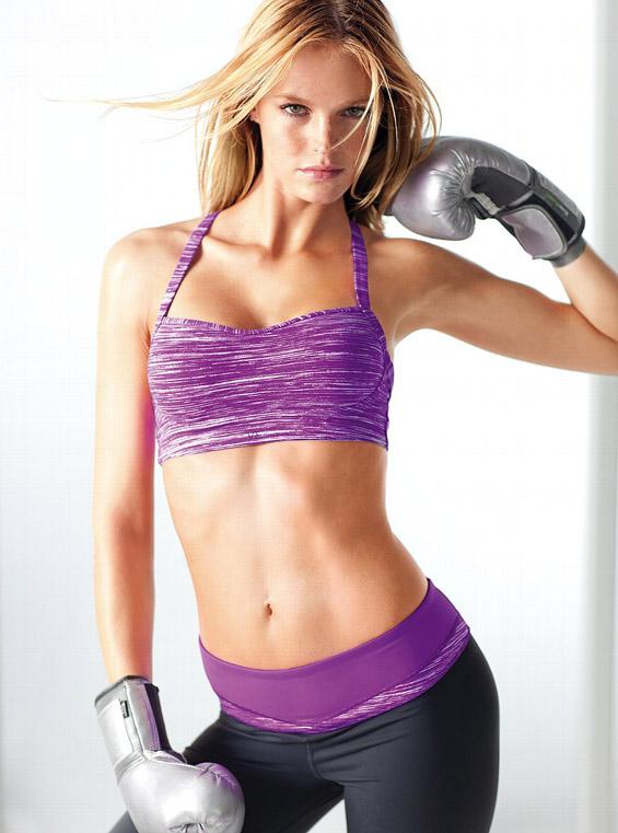 Новата спортска колекција на Victoria's Secret