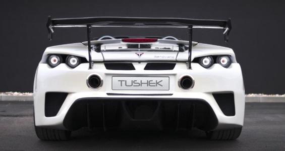 Тушек Реноватио Т500 – првиот словенски спортски автомобил