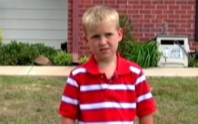 6 годишно дете собрало 10.000 долари за да му помогне на татко му