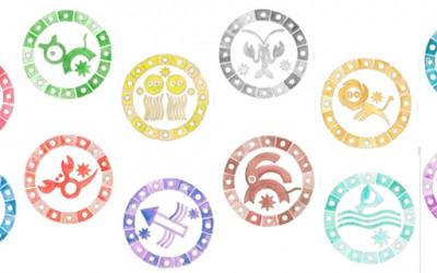 Астрологијата и боите