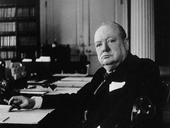 Инспиративни цитати од Винстон Черчил