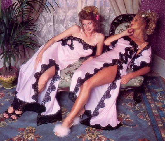 Моделите на Victoria's Secret во 1979