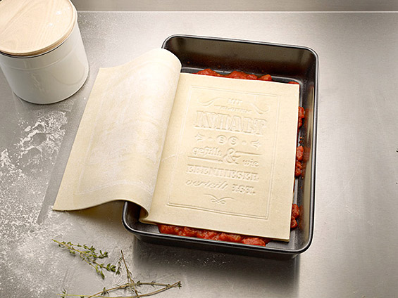 Вистинска книга-готвач