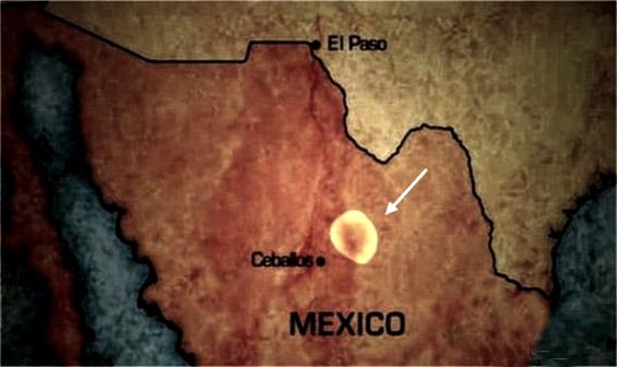 Зоната на тишината - мексиканскиот Бермудски триаголник