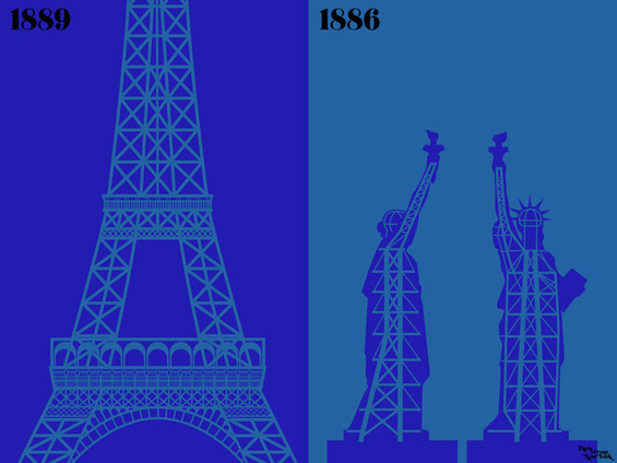 Кој е подобар: Париз или Њујорк?