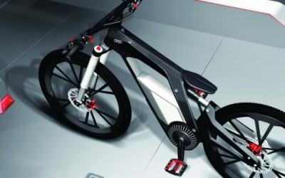 Електричен велосипед од Ауди