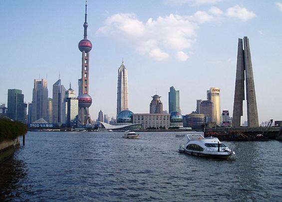 Шангај – градот на милионерите