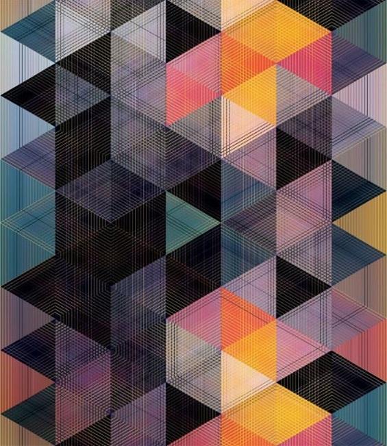 (10) Хипнотички геометриски композиции