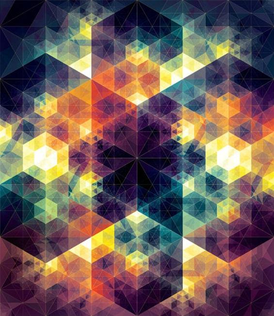 (11) Хипнотички геометриски композиции