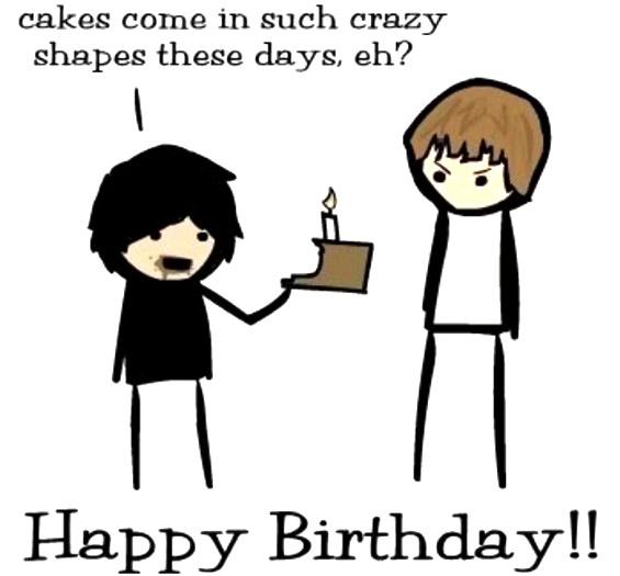 Забавни и смешни роденденски пораки