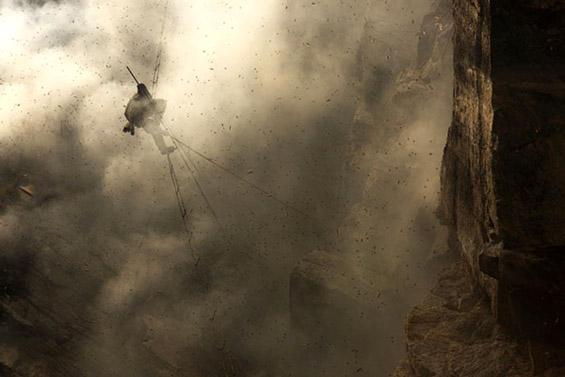 Непалските ловци на див мед