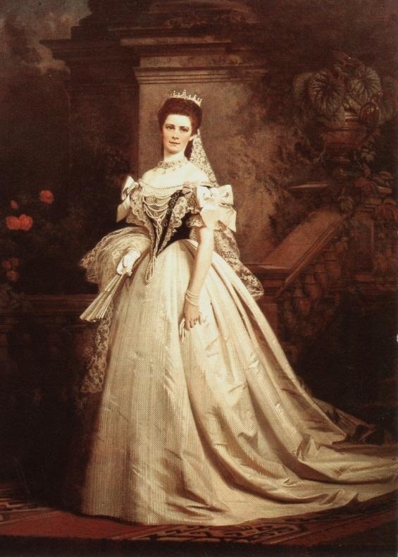 Приказна за тажната принцеза Елизабет од Баварија