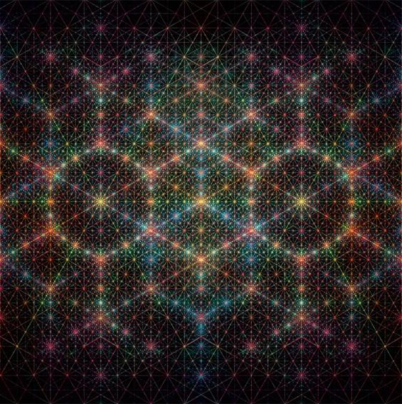 (5) Хипнотички геометриски композиции