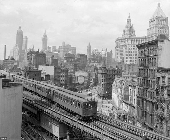 Неверојатни фотографии од Њујорк од 19 и 20 век