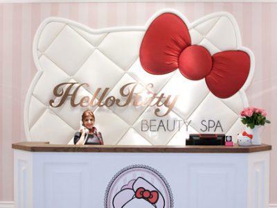 """Отворен е првиот салон за убавина """"Hello Kitty"""""""