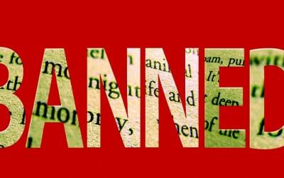 Забранети книги