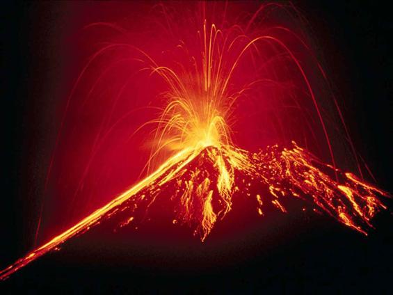 Што би ви се случило доколку паднете во вулкан?