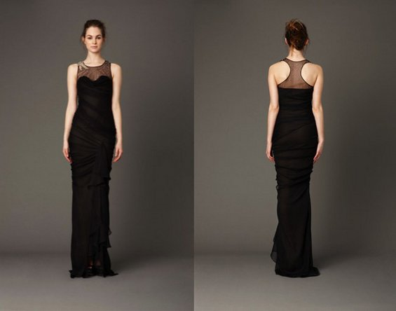Сезонска колекција на фустани од Вера Ванг