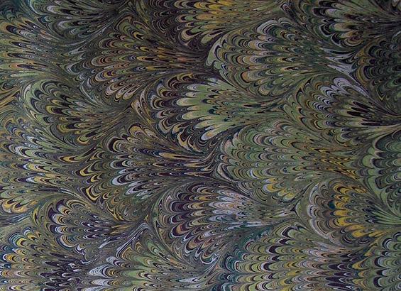 Водени цртежи