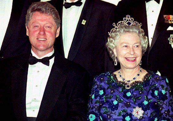 Сите круни на британското кралско семејство