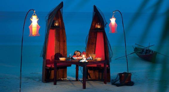 Најромантичните ресторани во светот