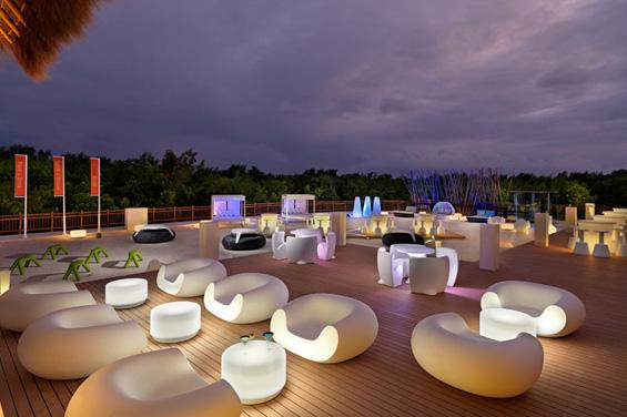 Paradisus хотели - гламур кој ќе ве помести од столчето