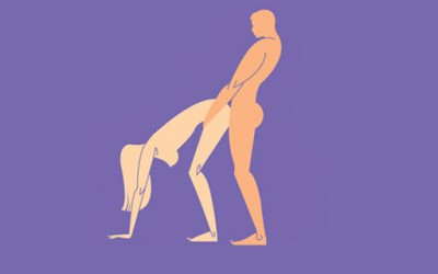 Најдобрата секс-поза за под туш