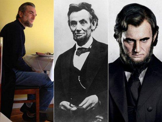 Кога славните глумат историски личности