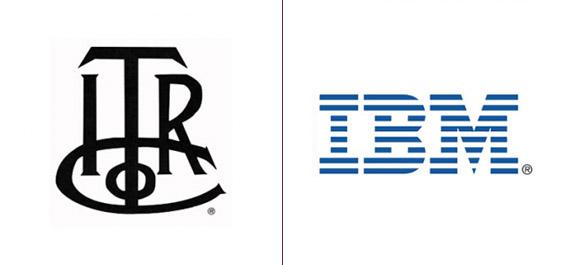 Познатите логоа - некогаш и сега