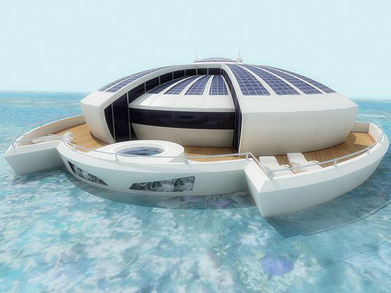 Хотел во кој постанувате дел од морскиот свет