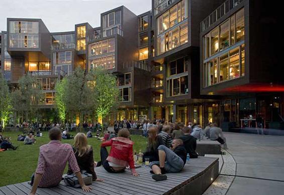 Најубавиот студентски дом на светот