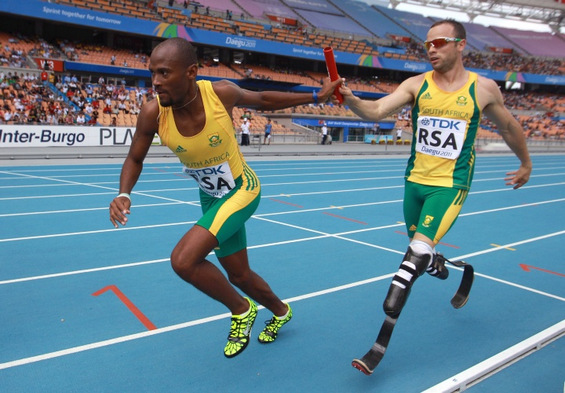 Инспиративната животна приказна на Оскар Писториус – атлетичарот без нозе