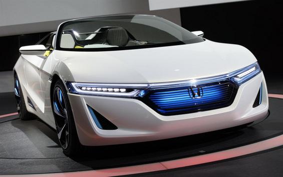 Автомобил на иднината од Хонда