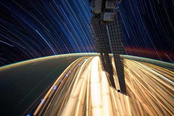 """Фотографии направени во вселената од кои """"боли глава"""""""