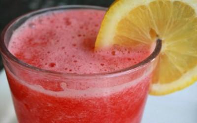 Освежувачка лимонада со лубеница