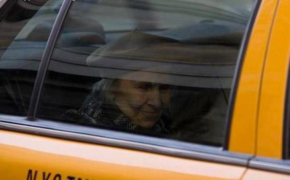 Еден таксист од Њујорк еднаш напиша...