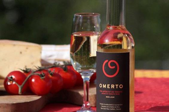 Канаѓанец произведува вино од домати