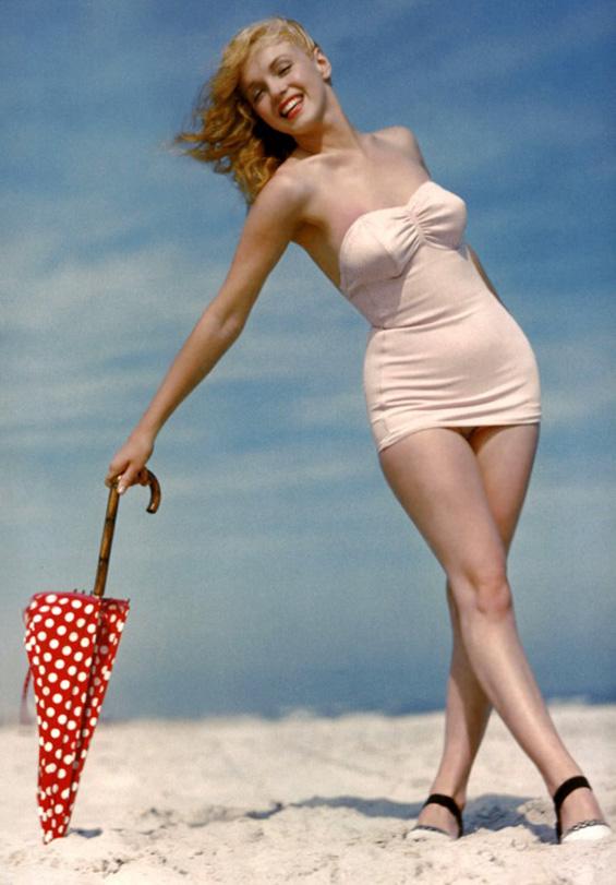 Што можеме да научиме за убавината од Мерлин Монро?