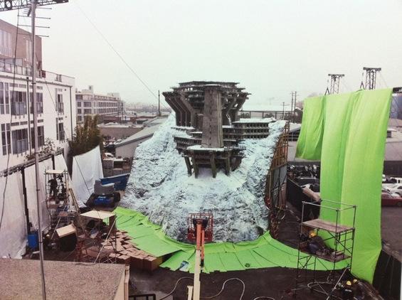Зад сцената на холивудските блокбастери