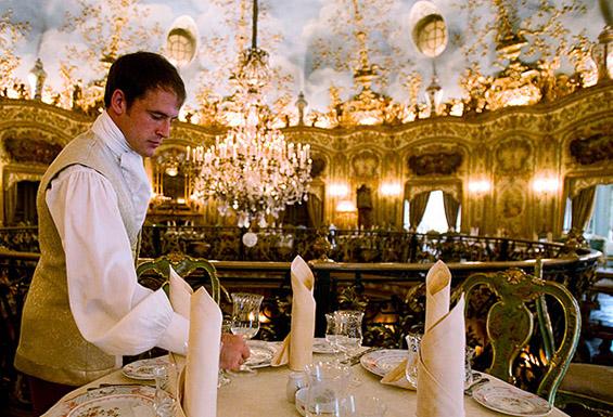 Турандот - луксузен ресторан во срцето на Москва