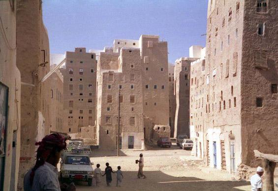 Пустинскиот Менхетн во Јемен